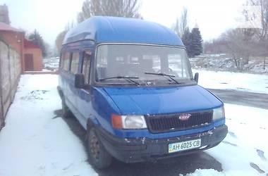 LDV Convoy пасс. 2002 в Донецке