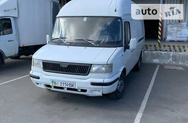 LDV Convoy пасс. 2004 в Полтаве