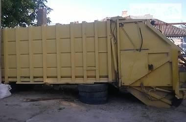 Lemken Diamant контейнер мусоровоза 2010