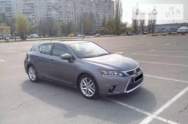 Lexus CT 200H 2015 в Харькове