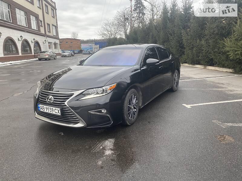 Lexus ES 250 2017 в Виннице