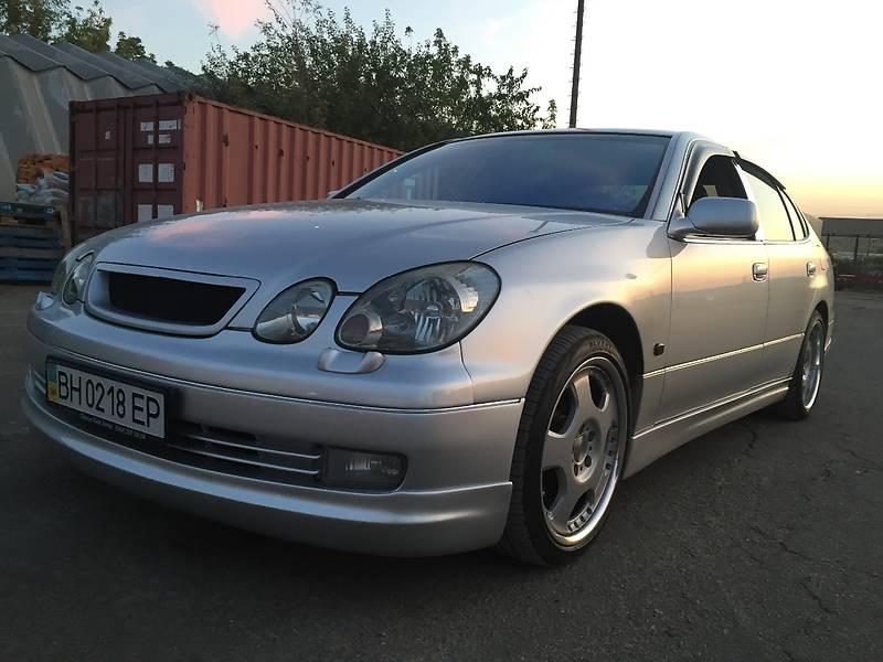 Lexus GS 300 1999 в Одессе