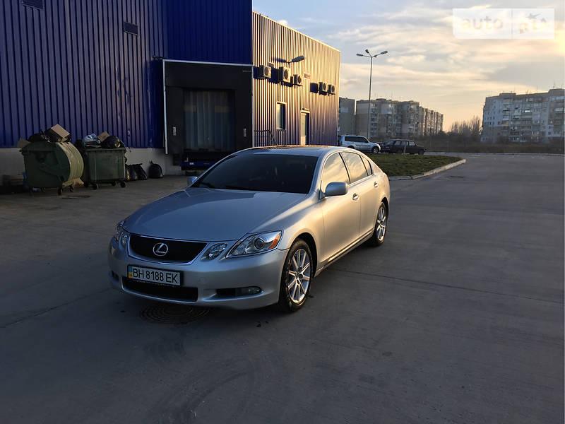 Lexus GS 300 2005 в Одессе