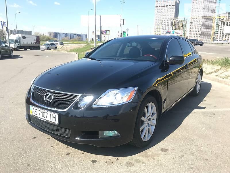 Lexus GS 350 2007 в Киеве