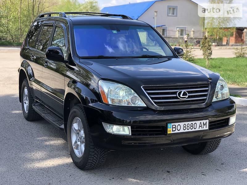 Lexus GX 2007 в Тернополе