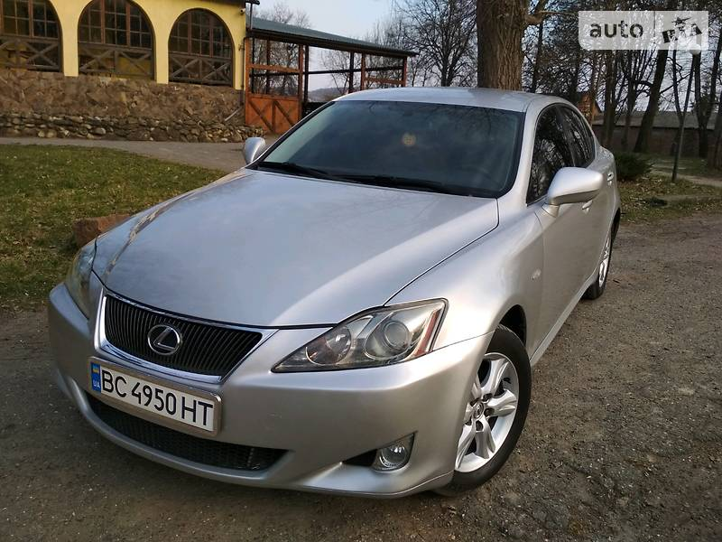 Lexus IS 220 2006 в Львові