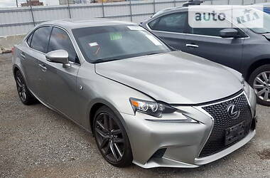 Lexus IS 350 2014 в Львове