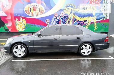 Lexus LS 430 PRESIDENT 2005