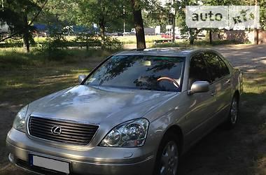 Lexus LS 430 2003 в Киеве
