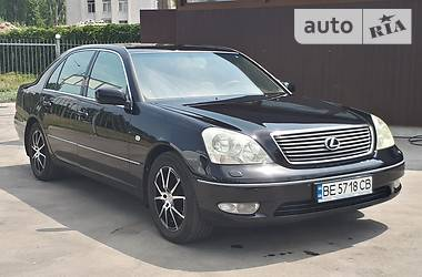 Lexus LS 430 2001 в Николаеве
