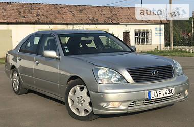 Lexus LS 430 2002 в Коломиї
