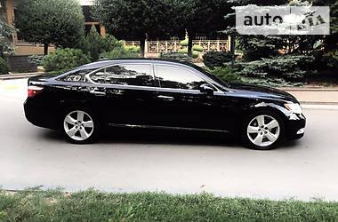 Унiверсал Lexus LS 460 2008 в Полтаві