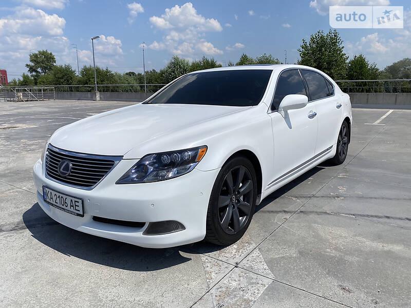 Lexus LS 600hl LS 600hl AWD