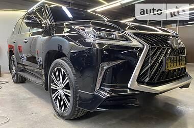 Lexus LX 450 2017 в Киеве