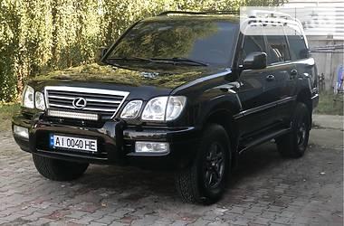 Lexus LX 470 2000 в Киеве