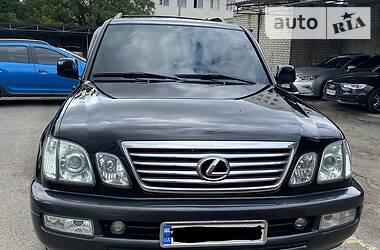 Унiверсал Lexus LX 470 2007 в Харкові