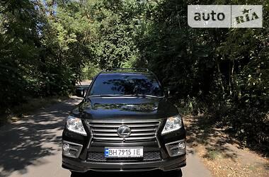 Lexus LX 570 2014 в Одессе