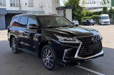 Внедорожник / Кроссовер Lexus LX 570 2021 в Киеве
