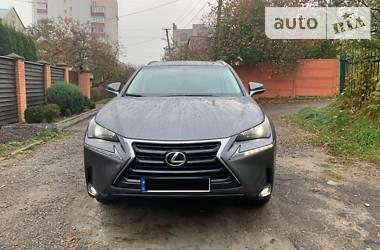 Lexus NX 200 2016 в Львове