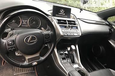 Позашляховик / Кросовер Lexus NX 200t 2016 в Бердянську