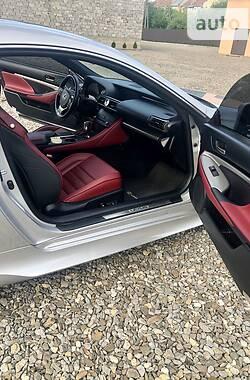 Купе Lexus RC 350 2015 в Іршаві