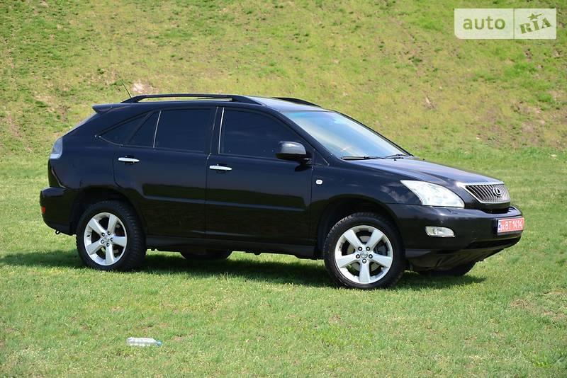 Lexus RX 2007 року
