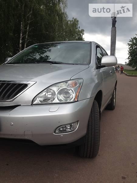 Lexus RX 2008 року