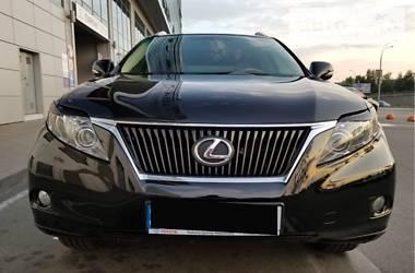 Lexus RX 350 2010 в Киеве