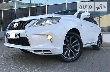 Lexus RX 350 F-sport FULL BSM