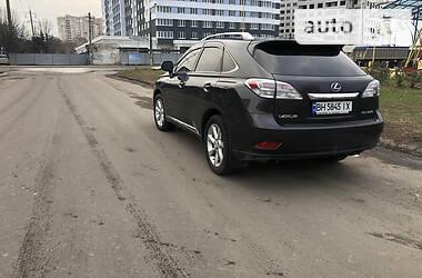 Позашляховик / Кросовер Lexus RX 350 2010 в Одесі