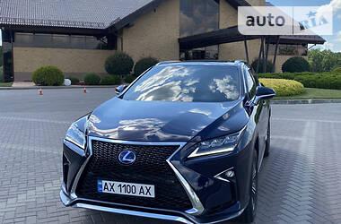 Lexus RX 450h 2018 в Харькове