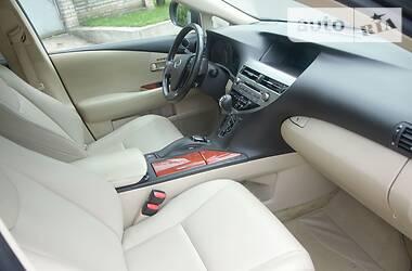 Позашляховик / Кросовер Lexus RX 450h 2010 в Чернівцях