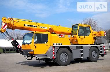 Liebherr LTM 1999 в Кременчуге