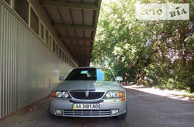 Lincoln Continental 1989 в Києві