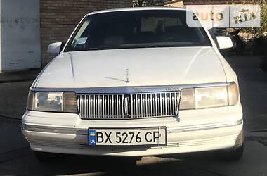 Lincoln Continental 1991 в Ірпені