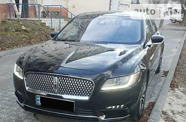 Lincoln Continental 2017 в Києві