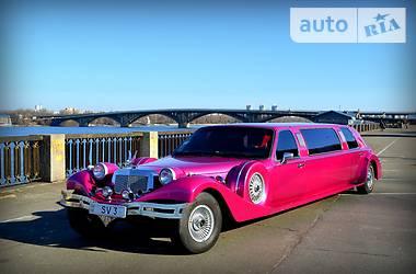 Lincoln Excalibur 2012 в Киеве