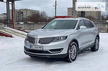 Lincoln MKX 2017 в Львові