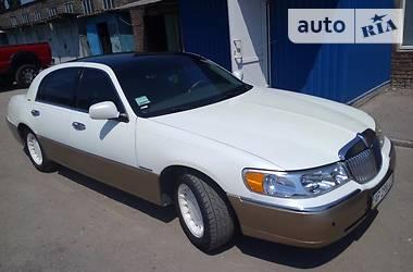 Lincoln Town Car 1999 в Запоріжжі