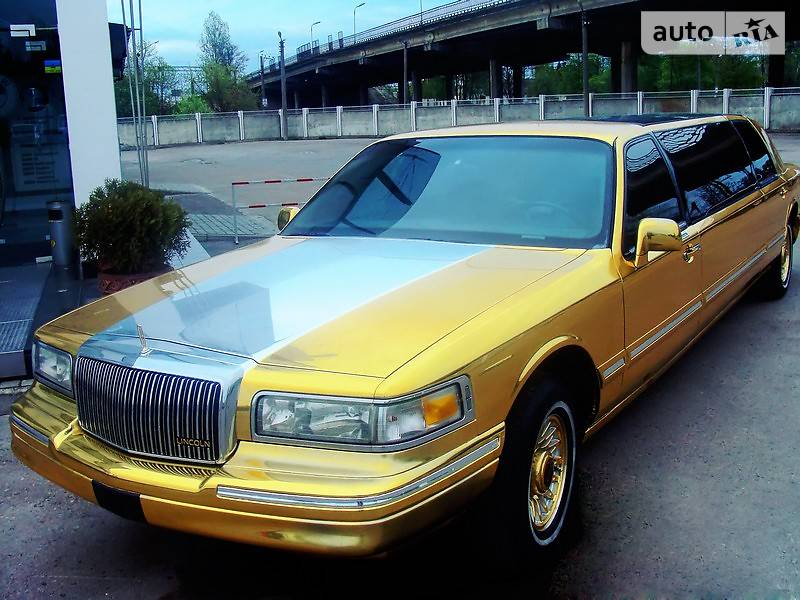Lincoln Town Car 1995 в Львові