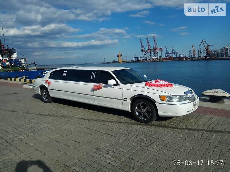 Lincoln Town Car 2000 в Одесі