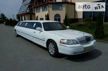 Lincoln Town Car 2003 в Львові