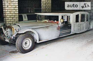 Лимузин Lincoln Town Car 1937 в Киеве