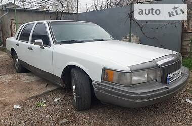 Lincoln Town Car 1990 в Одессе
