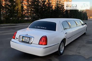 Lincoln Town Car 2000 в Тернополі