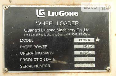 Фронтальный погрузчик LiuGong 856 2010 в Малине
