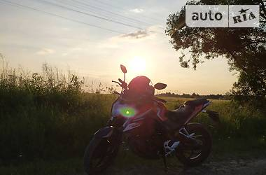 Мотоцикл Без обтекателей (Naked bike) Loncin CR 2019 в Калуше