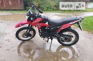 Мотоцикл Кросс Loncin JL 200 GY-2C 2014 в Ивано-Франковске