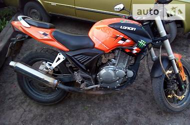 Loncin LX 250-7 2010 в Черкассах