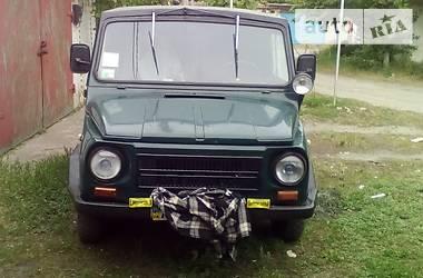 ЛуАЗ 969 Волынь 1992 в Донецке